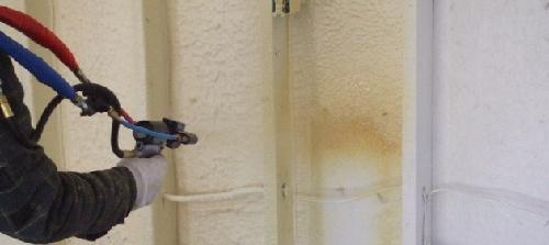Spray Foam Insulation Electrical Wiring | North American Processing Plural Components Spray Foam Polyurethane